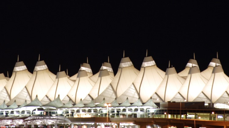 Its been 1 year since DIA had its lowest passenger traffic numbers during the pandemic