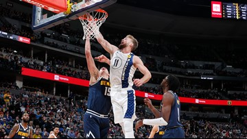 Sabonis' triple-double leads Pacers past Nuggets 115-107