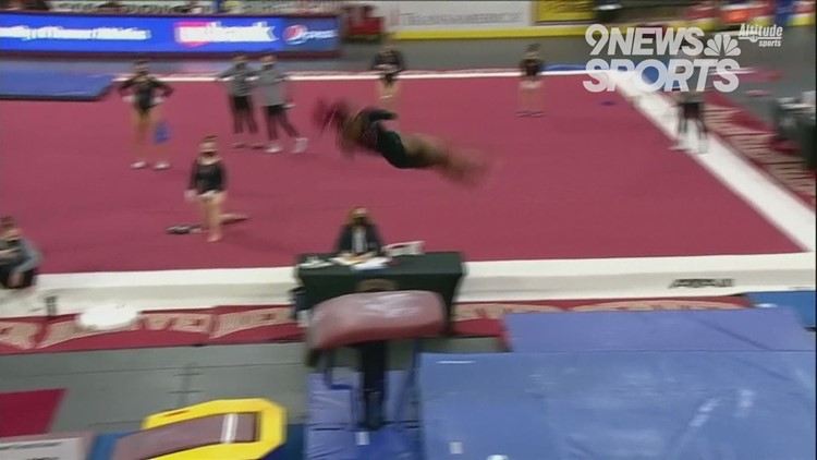 WATCH: DU's Lynnzee Brown shines light on experience of black gymnasts