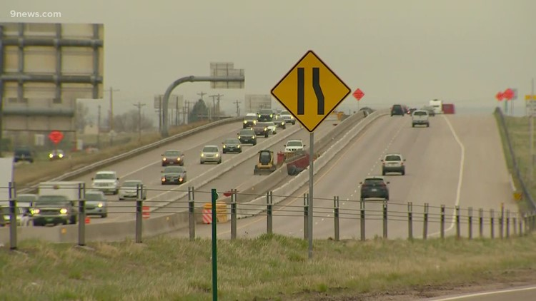 Checking in on progress with the I-25 South Gap project