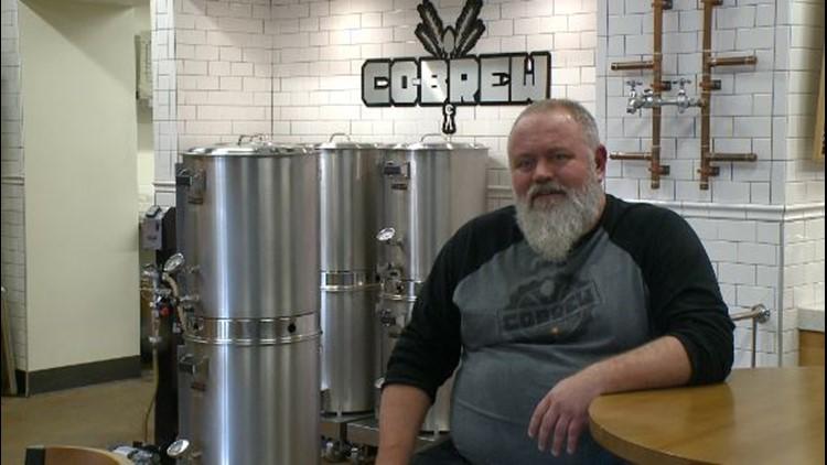 Jamie Williams CO-Brew