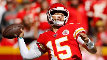 Broncos notes: Fangio compares Mahomes to a younger Elway