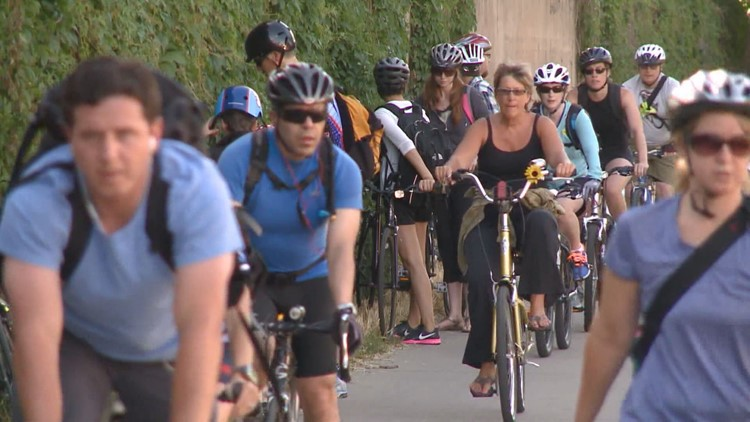 Today is Bike to Work Day; Here's everything you need to know