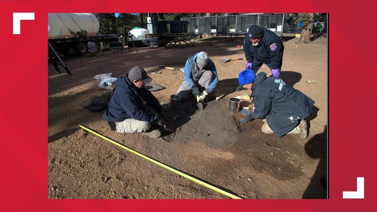 CBI excavation