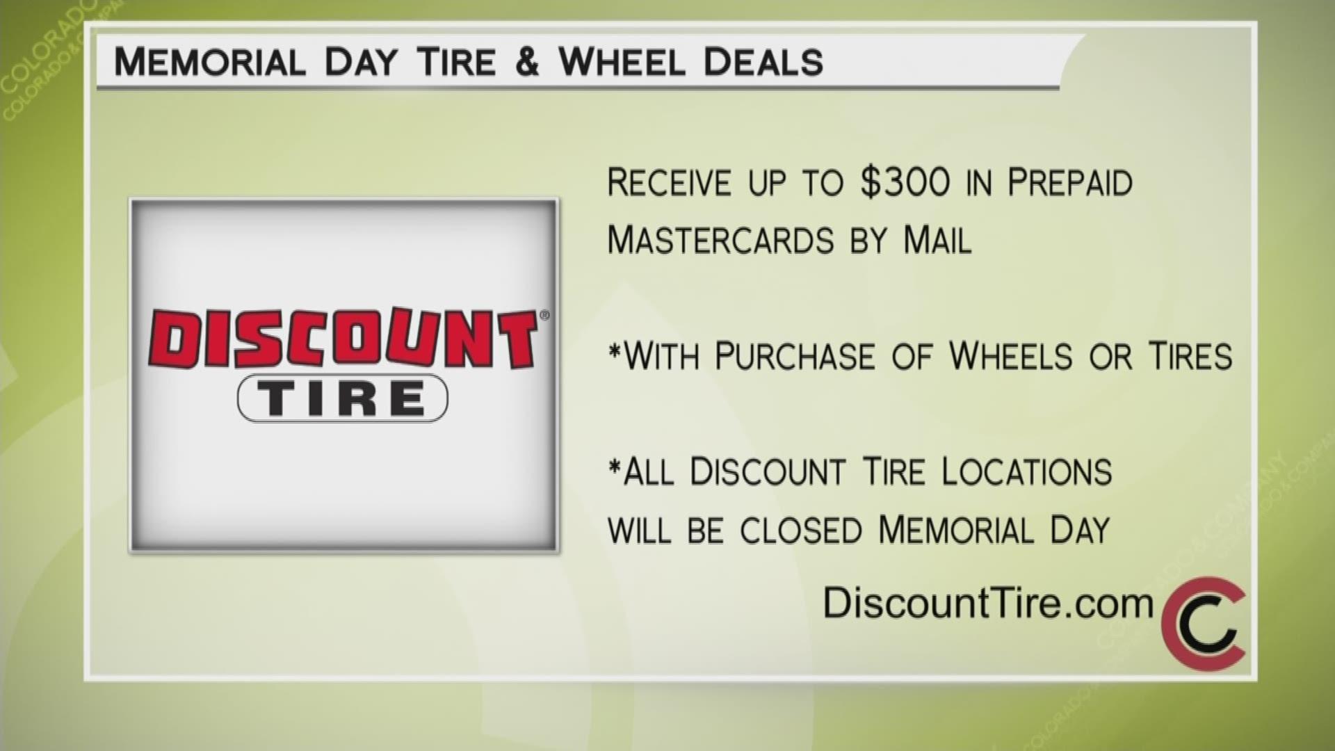 Discount Tire May 24 2018 9news Com