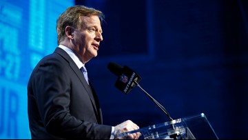 NFL going with virtual format for upcoming draft