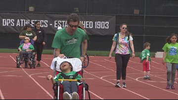 DPS hosts track meet for all abilities