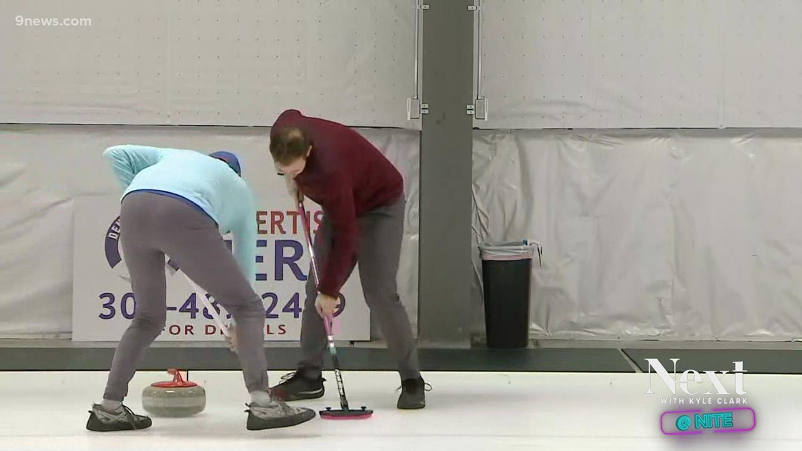 Curling, the Olympic sport for those of age