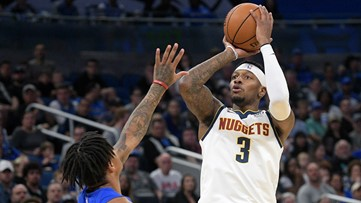 Nuggets stop two game slide with comeback win against Orlando