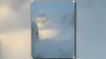 Rescuers trying to locate stranded drivers a day after Colorado's 'bomb cyclone'