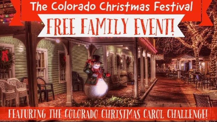 The Colorado Christmas Festival