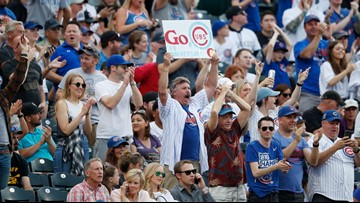 Rockies silence Cubs fans at Coors Field Monday night