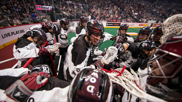 Colorado Mammoth 2018  #1