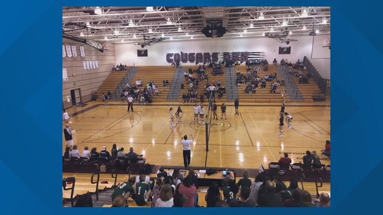 No. 3 Cherokee Trail sweeps Smoky Hill volleyball in three sets