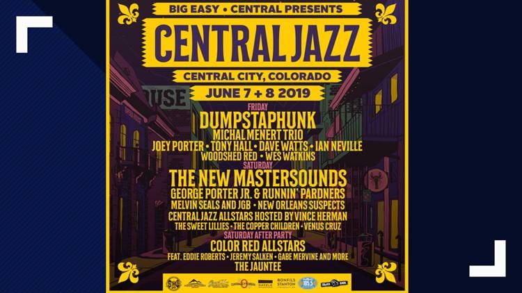 Central City Jazz Festival 2019