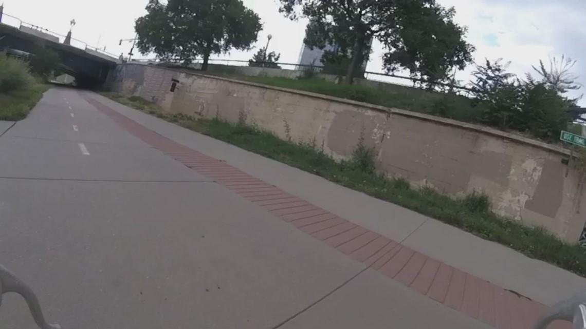 9Neighborhoods gets outside: Cherry Creek bike path to Confluence Park