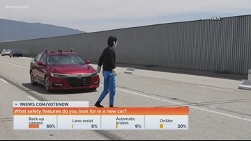 AAA warns drivers of pedestrian detection system lacking reliability