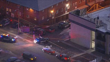Man killed by officers after deadly domestic dispute at Arvada apartment