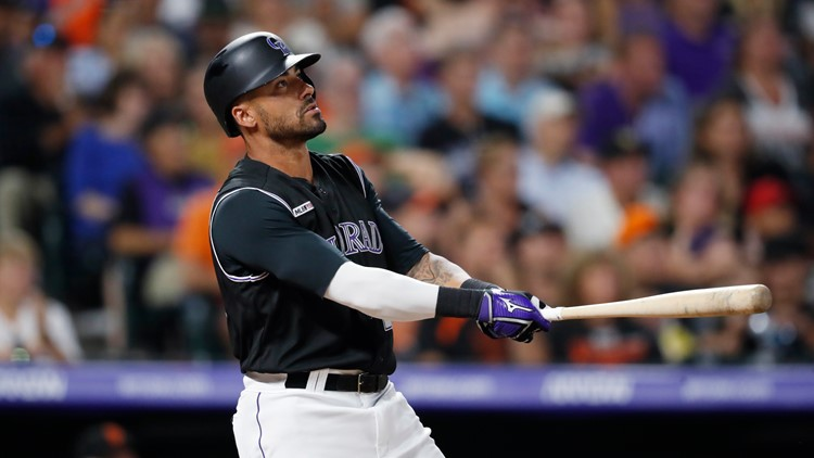 Rockies' Ian Desmond opts out for 2nd-straight season