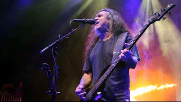 Slayer's farewell tour to stop in Colorado