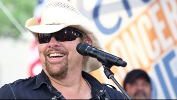 Toby Keith announces Colorado arena concert
