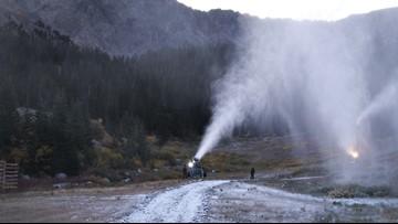 A-Basin begins snowmaking for 2019-20 season