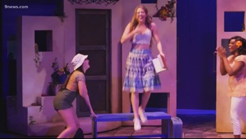 Review: Mama Mia at Boulder Dinner Theatre is a fun, interactive night