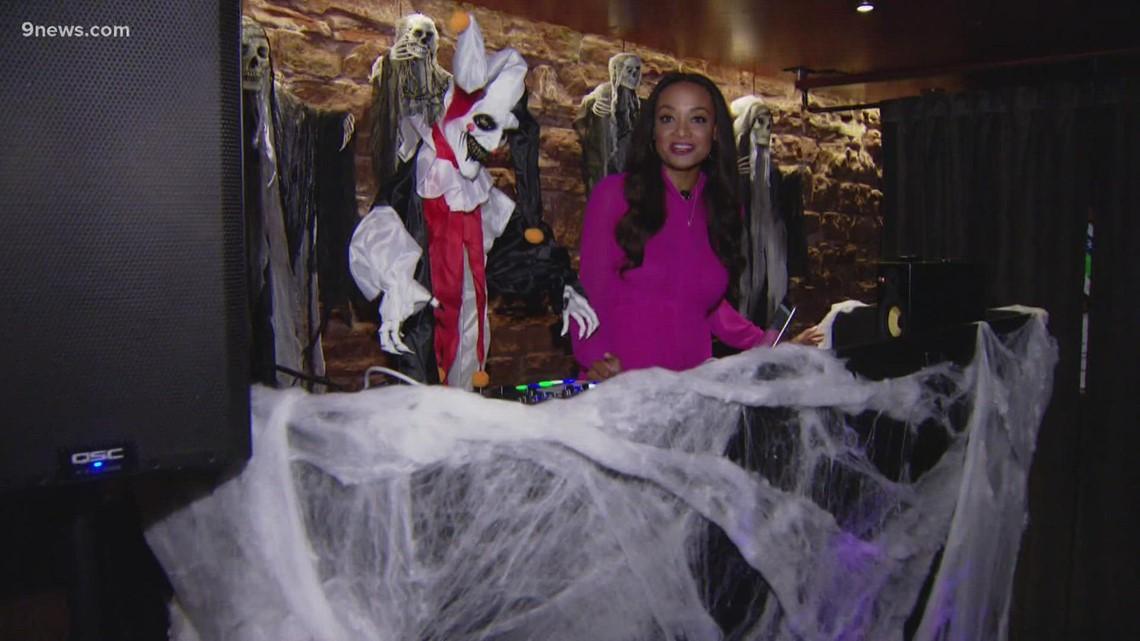 A look inside Spirits pop-up Halloween bar in Larimer Square