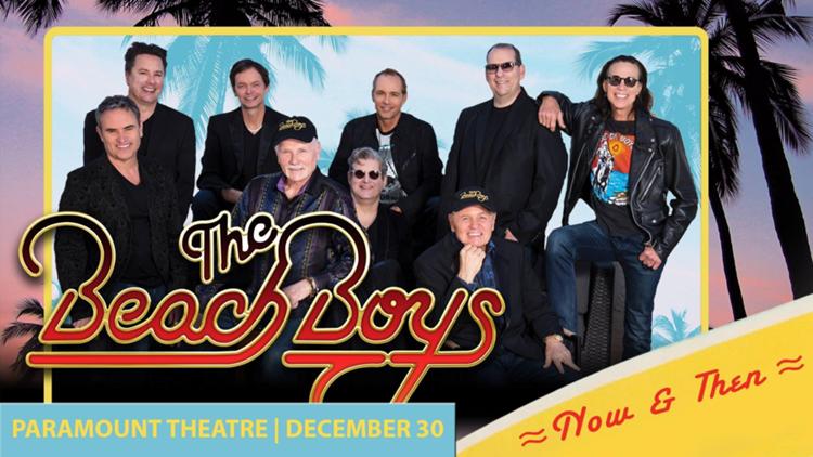 Beach Boys Dec 30