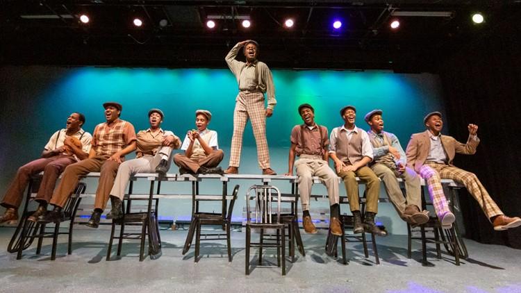 The Scottsboro Boys  Photo credit: RDG Photography