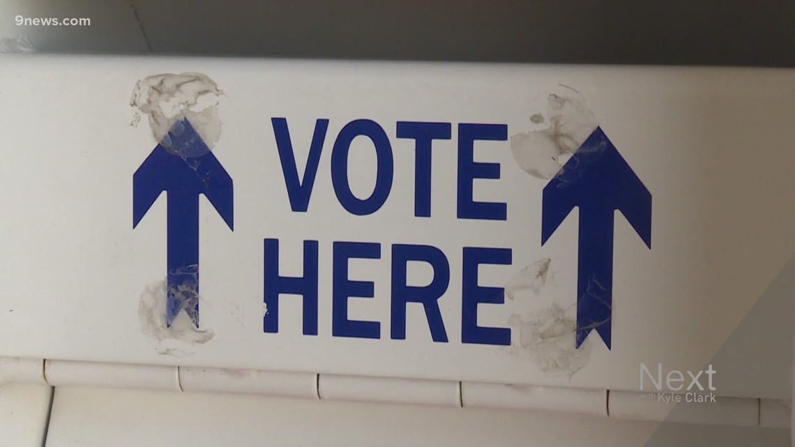 Answers to frequently asked questions about voting in Colorado