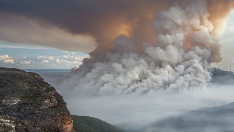 Study: Australia bushfires of 2020 had cooling effect on climate