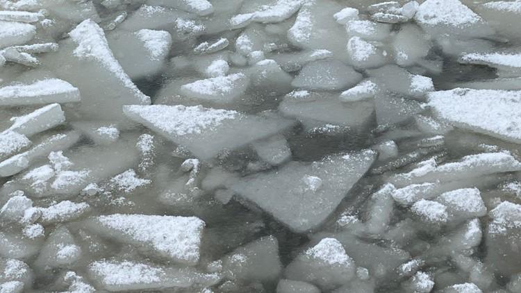 West Metro ice rescue 2