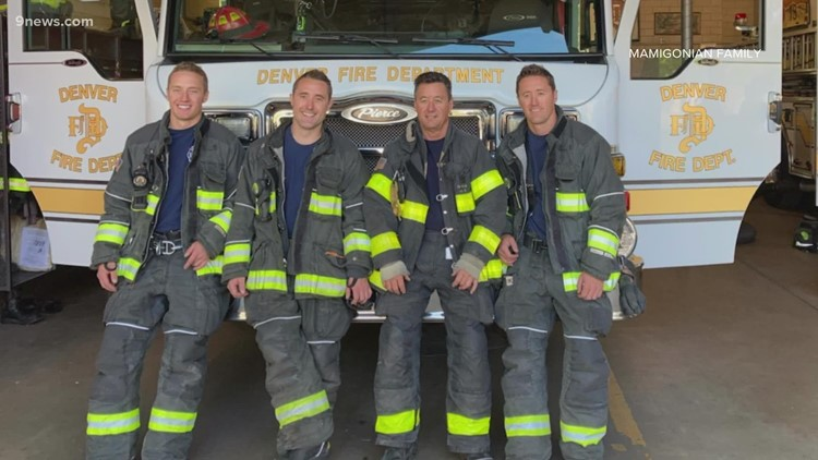 35 years of service is Denver firefighter's legacy