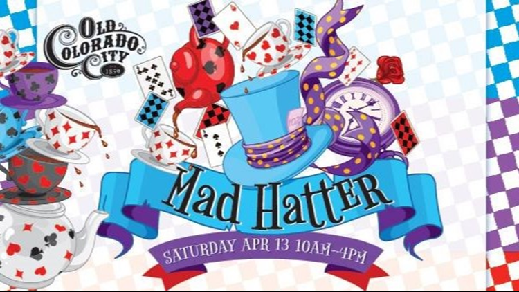 Mad Hatter 2019 Old Colorado City