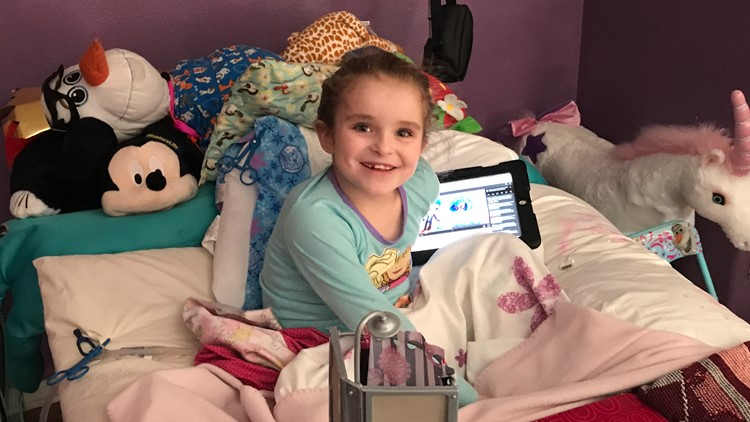 A famed hospital, a 7-year-old hospice patient, and the debate that failed to save Olivia Gant