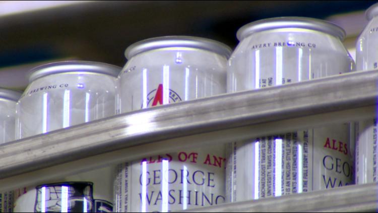 Avery Brewing releases presidential beer