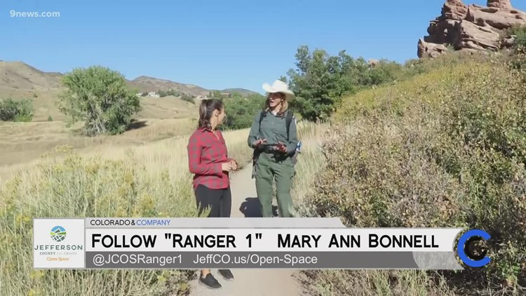JeffCo Ranger Mary Ann Bonnell - Leaf Peeping and Bear Safety Tips - October 13, 2021