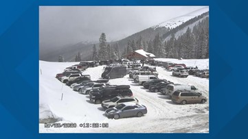 Colorado backcountry group asks skiers to stay home