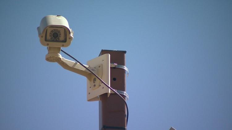 Lot Spot Camera