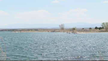 Swimmer who apparently drowned in Lake Pueblo identified