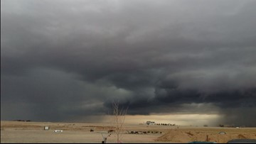 Colorado's first tornado of the year reported in Weld County