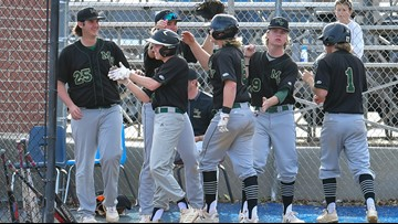 Mountain Vista baseball dominant against Cherry Creek
