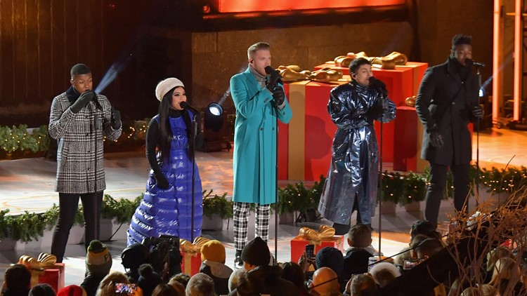 Pentatonix  3   GETTY 2018