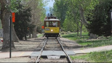 Experience Denver's history with a trolley ride along the South Platte River