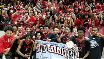 Rangeview tops Chaparral to win 5A boys basketball crown