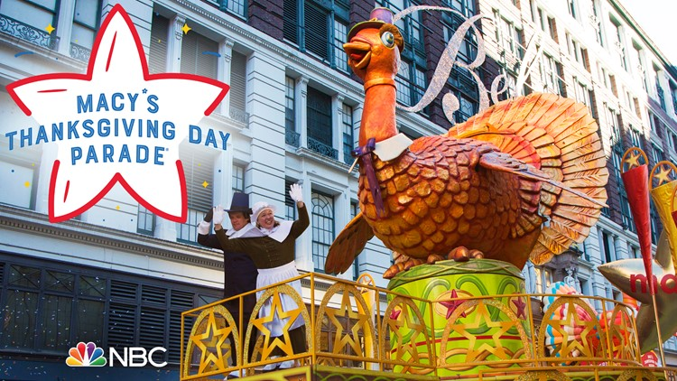 Here's your Thanksgiving Day lineup on 9NEWS