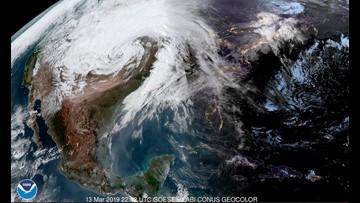 Bomb Cyclone makes history, breaks records
