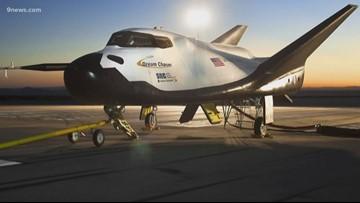 SNC Dream Chaser space plane takes shape for NASA's 2021 mission