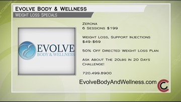 Evolve Body and Wellness - June 25, 2019